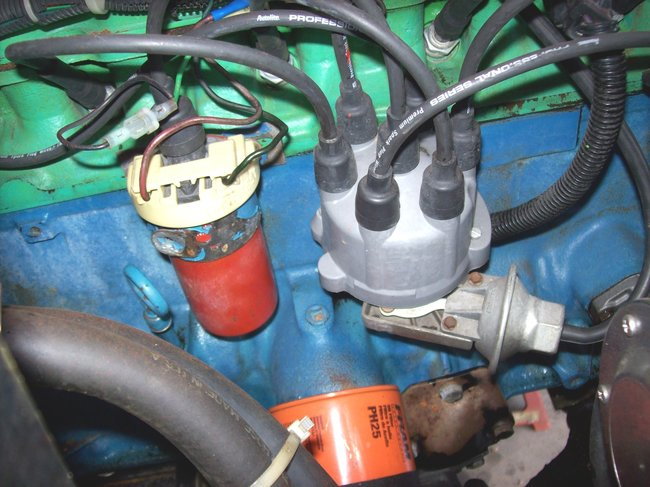 Ignition System: I Have,I Think,a 78 Cj5 with a 304 I Just Install...