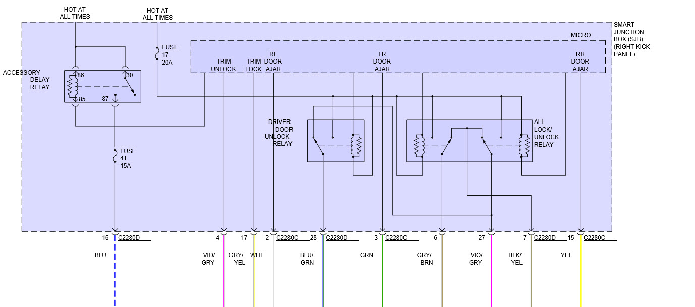 Wiring Diagram  I Am Looking For The Wiring Configuration   Pin Out