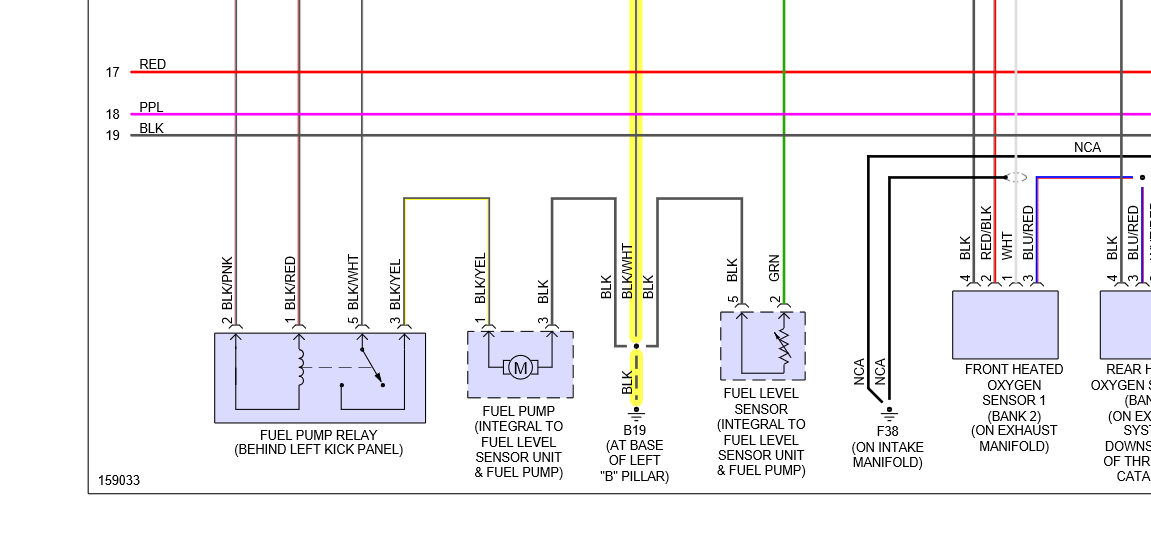 Fuel Temperture Sensor I Had This Code Came Up P0183 Fuel – Level Nsor Wiring Diagram