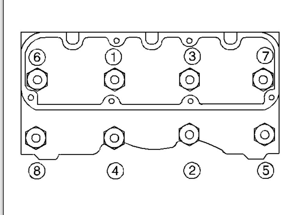 Torque Specs And Sequence For Head – Fondos de Pantalla