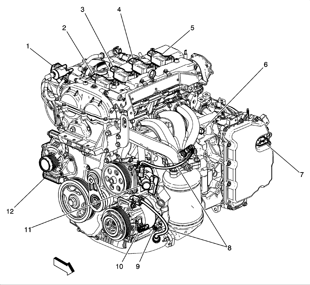 chevy malibu oxygen sensor diagram wiring diagram nav