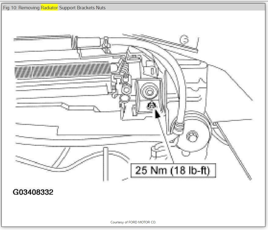 97 mercury sable engine diagram