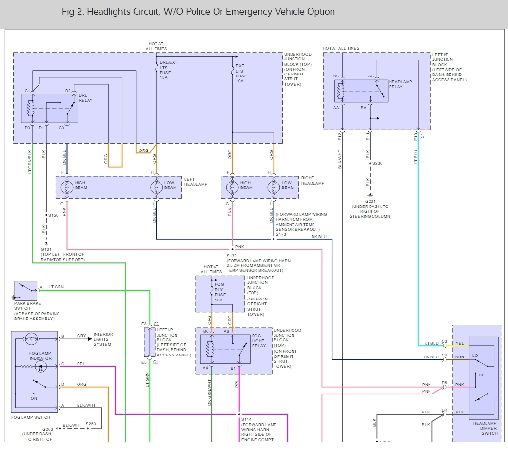 original  Impala Wiring Diagram Window on