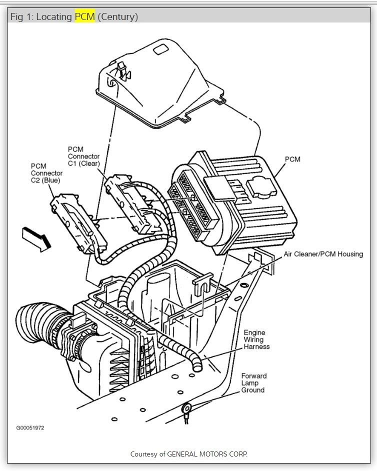 1995 Dodge Caravan Inner Heater Hose  Bypass Tube