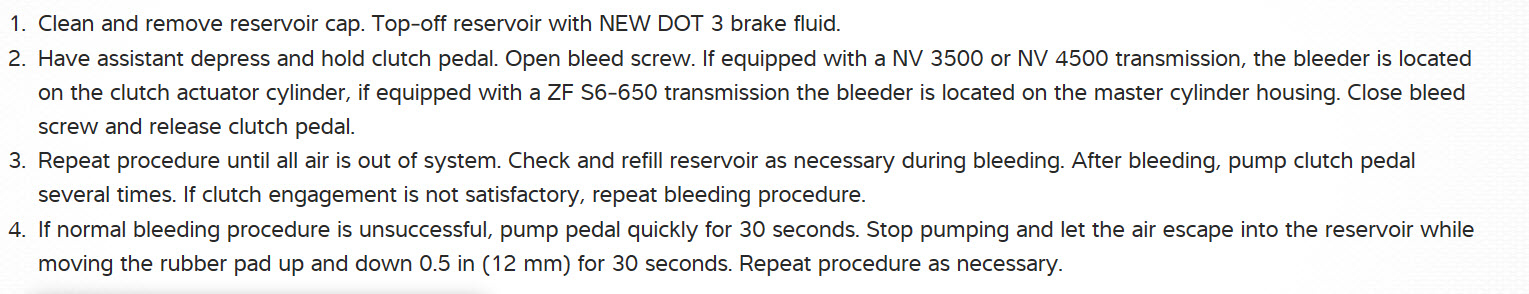 Clutch Bleeding Instructions Needed: How Do You Bleed the