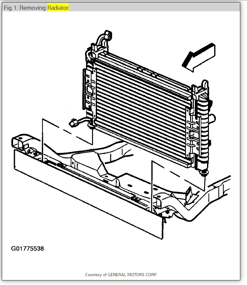 2004 pontiac grand am cooling system diagram