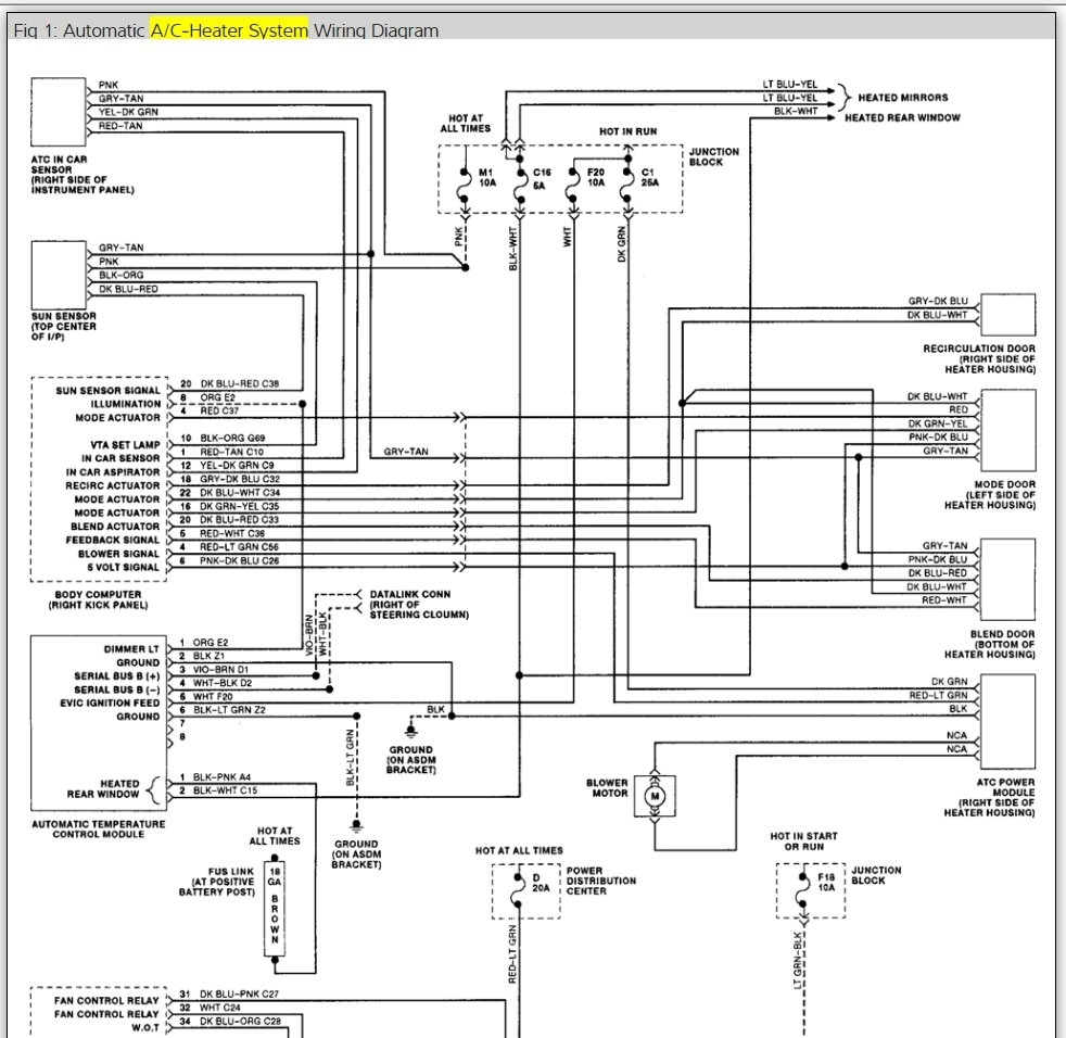 94 Chrysler Concorde Wiring Diagram Automatic Temperature Control Is Not Working Thumb