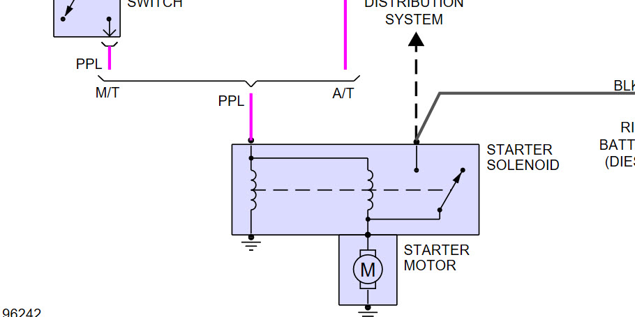 starter solenoid wiring diagram needed need correct wiring attached image