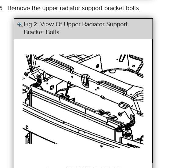 Radiator Leaks: How To Change Radiator On 2009 Saturn Aura