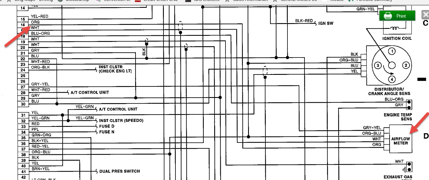 Wiring Diagram For Nissan Cedric : Nissan ecu wiring diagrams example electrical