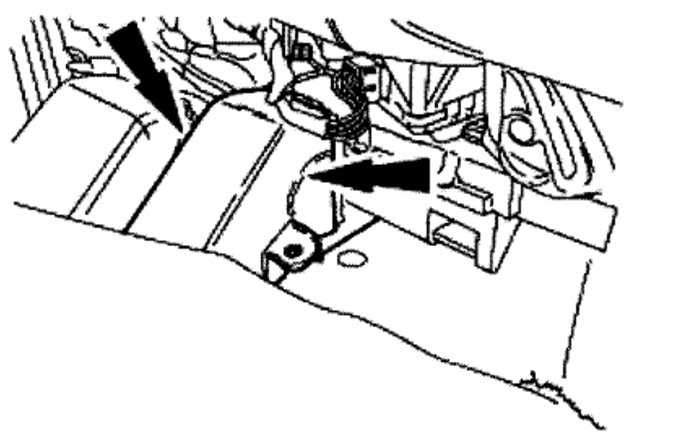 Thumb 99 Lincoln Navigator Fuse Diagram At Shareeco: Fuse Box On Lincoln Navigator 2004 At Johnprice.co