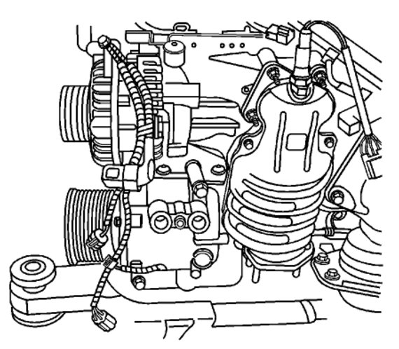 how to replace the alternator  how hard is it to replace