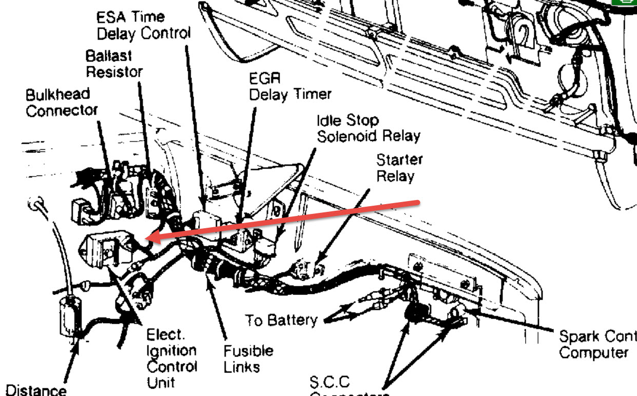 1990 ramcharger ignition wiring diagram   39 wiring