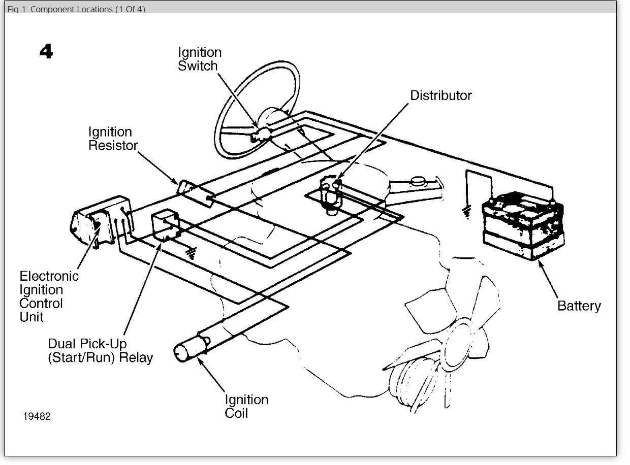 Wiring Diagram As Well Ignition Coil Ballast Resistor Wiring Diagram