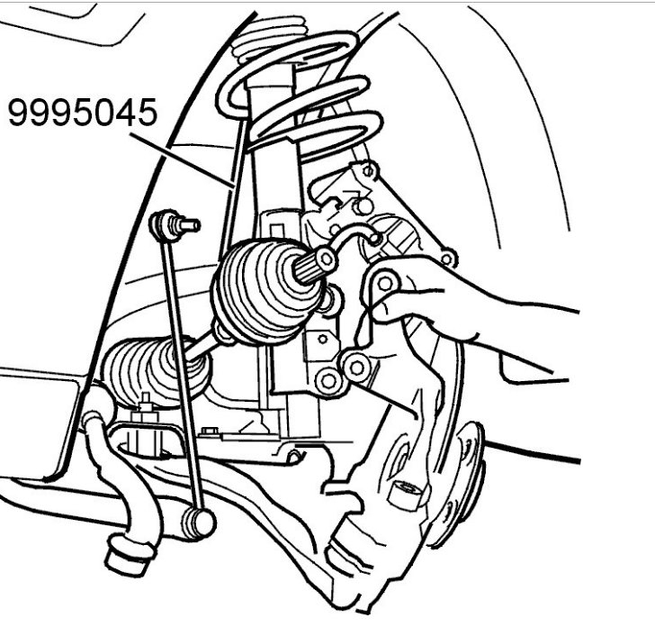 2004 Volvo Xc90 Part Diagram