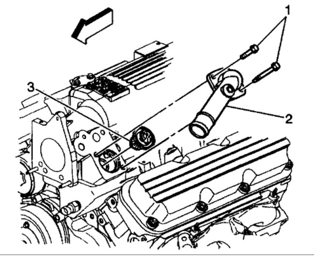 Camaro Z28 Engine