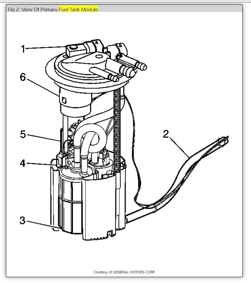 2006 Holden Captiva Fuel Pump  Hi  I U0026 39 M Just Wondering If