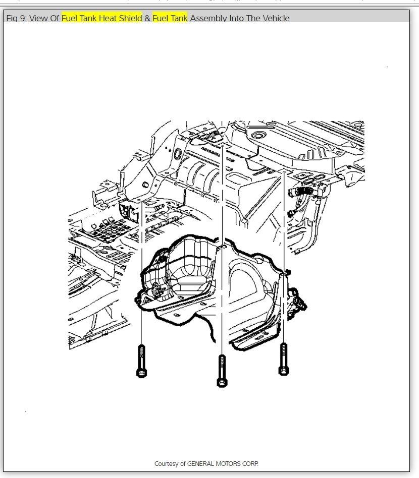 2006 chevy equinox gas tank diagram  catalog  auto parts