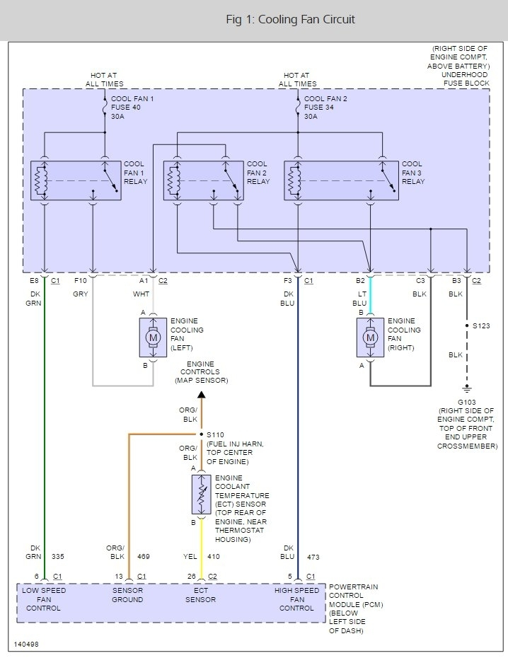 radiator cooling fans not working okay so i\u0026 39;ve been to 2004 Dodge Durango Wiring Diagram