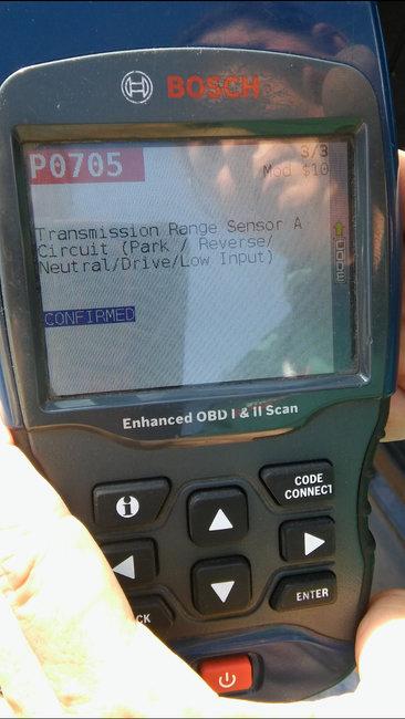 Prndl Switch: I Just Had My Transmission Rebuilt 6 Months Ago  Now