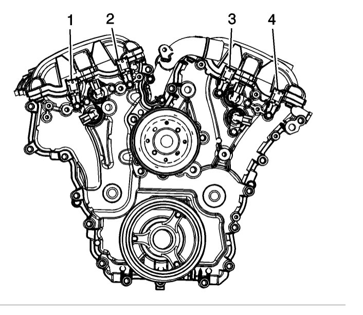 2008 Gmc Acadia Engine Diagram on saturn outlook timing chain replacement