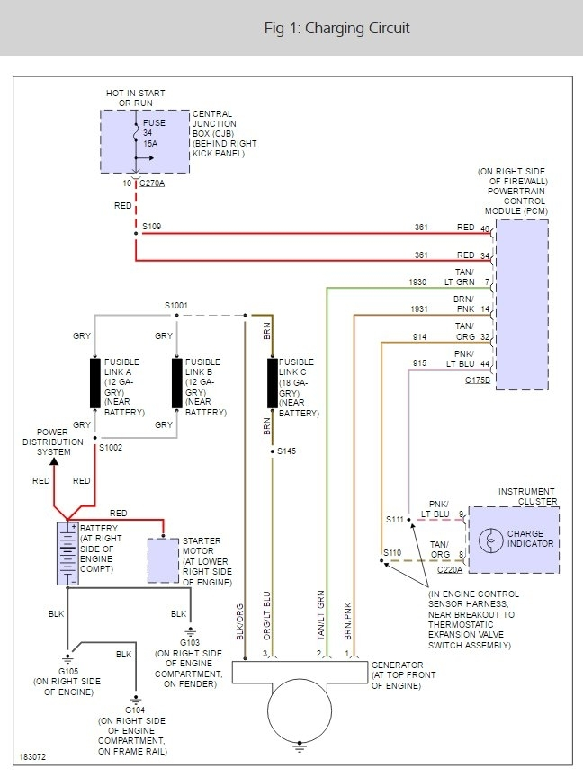 Lincoln Zephyr Alternator Wiring Diagram  Lincoln  Vehicle