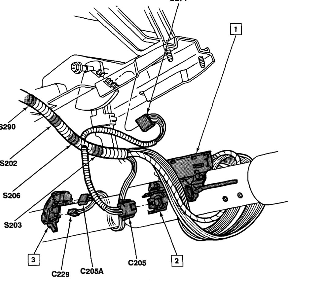 1989 chevrolet blazer wiring diagram