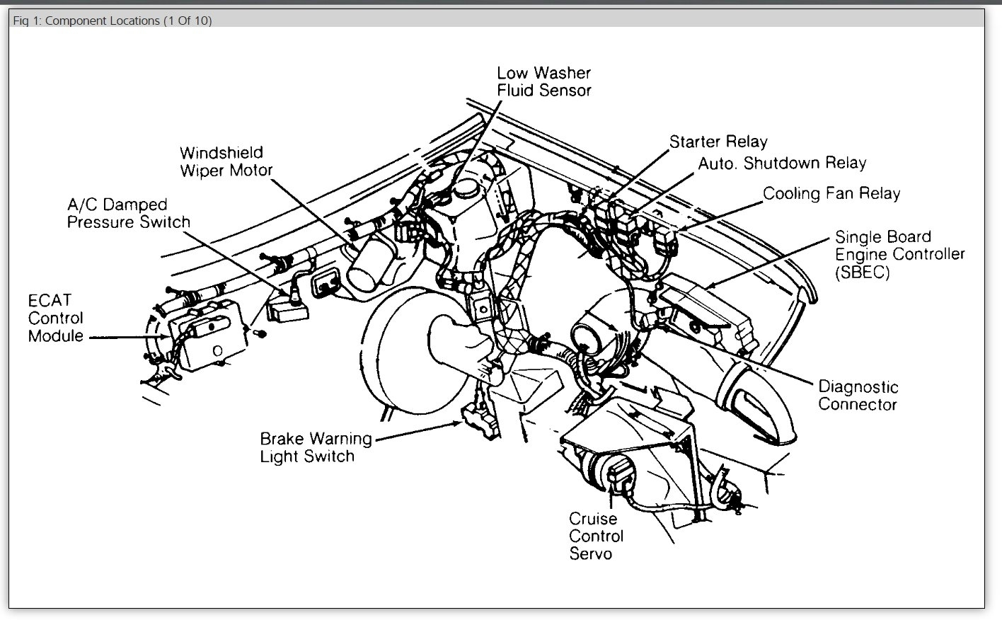 chrysler town and country wiring diagram forums html