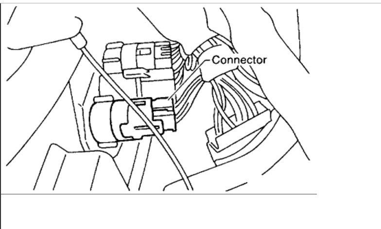 subaru forester gas tank location