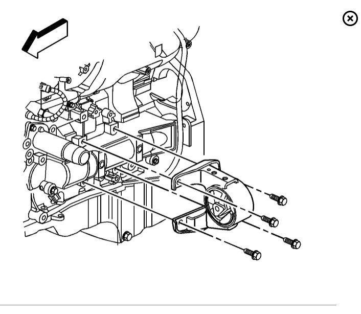 S10 Radiator Diagram