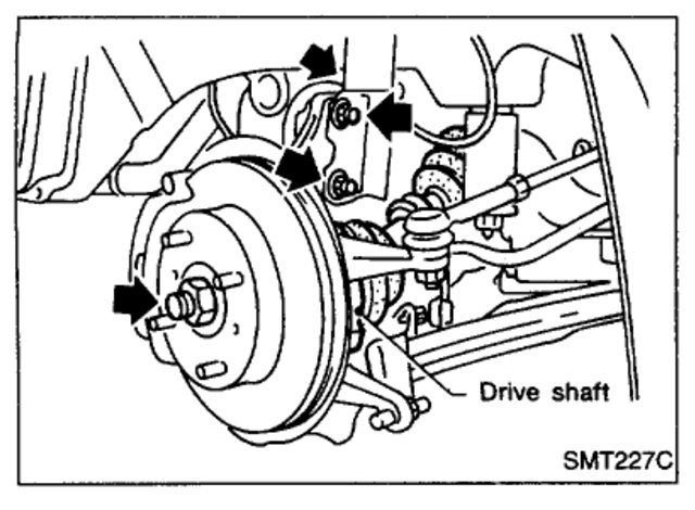 clutch replacement i am in need of a plete list of tools 2015 Nissan Altima Problems thumb