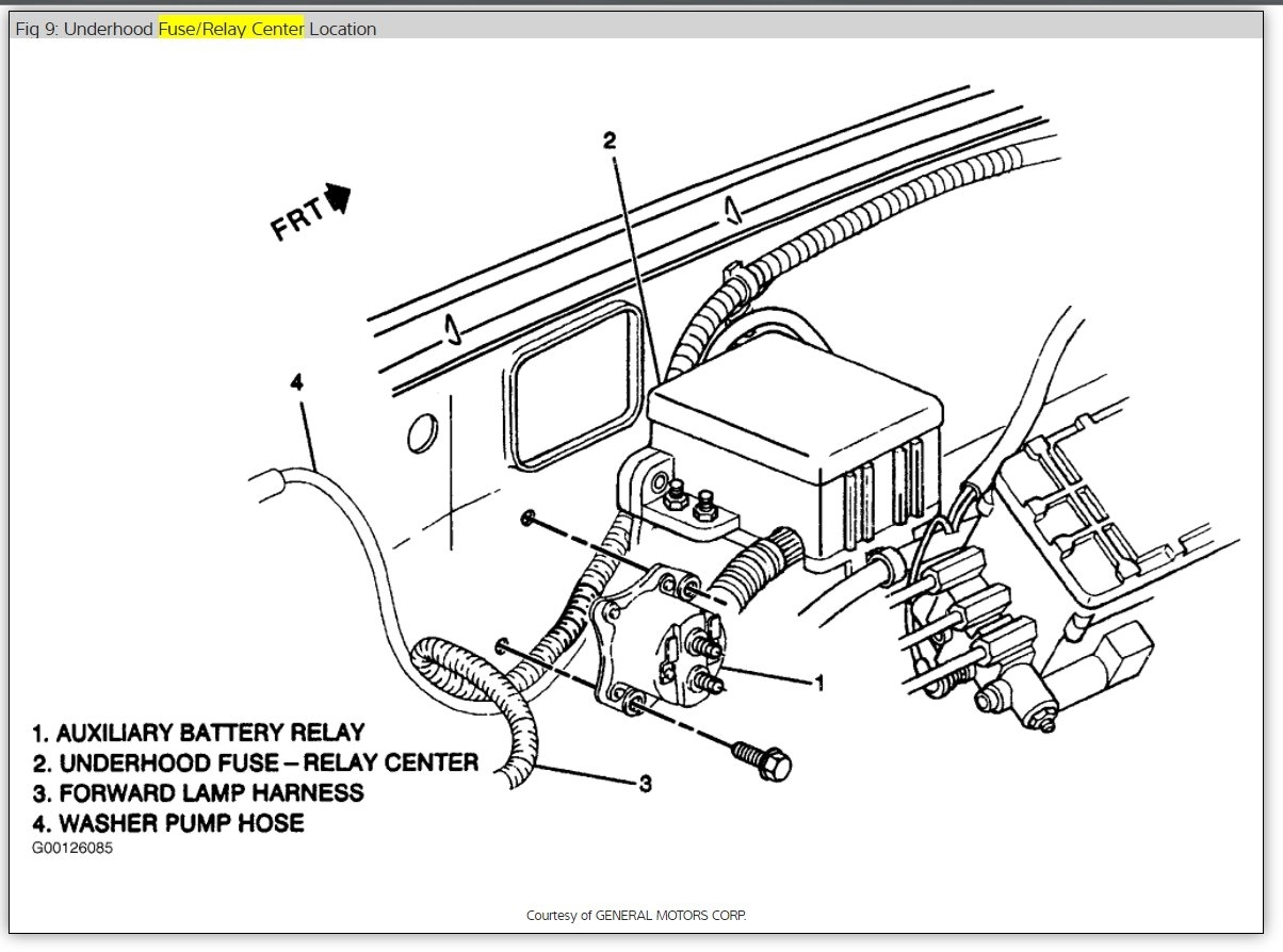 1995 5 7chevy 2500 4x4 auxilery battery relay wire diagram