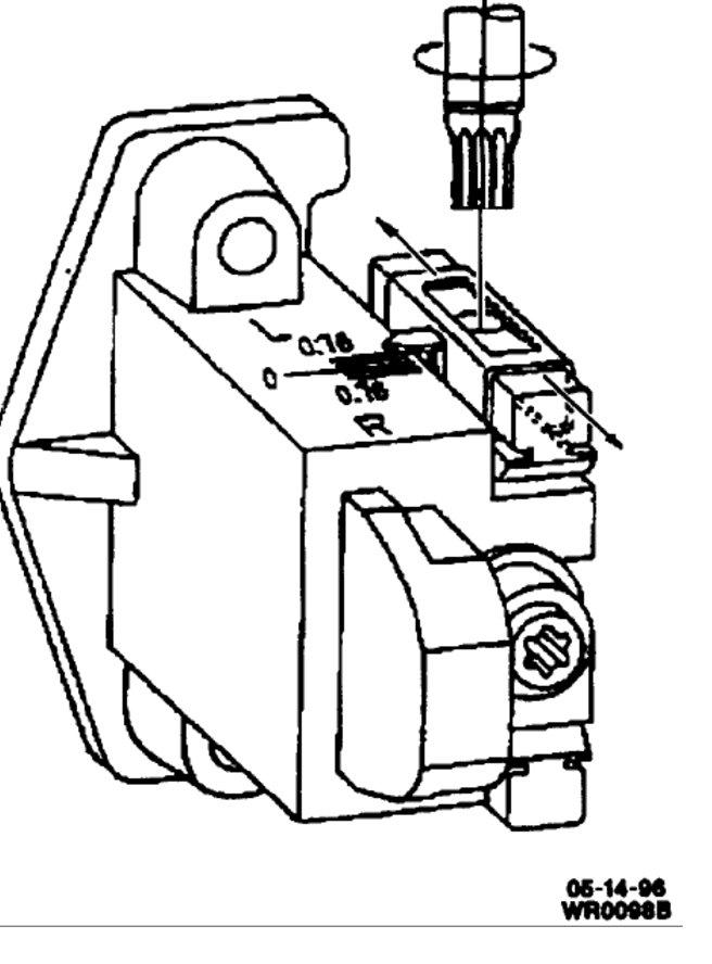 Adjusting Headlights Electrical Problem How Do I Adjust The