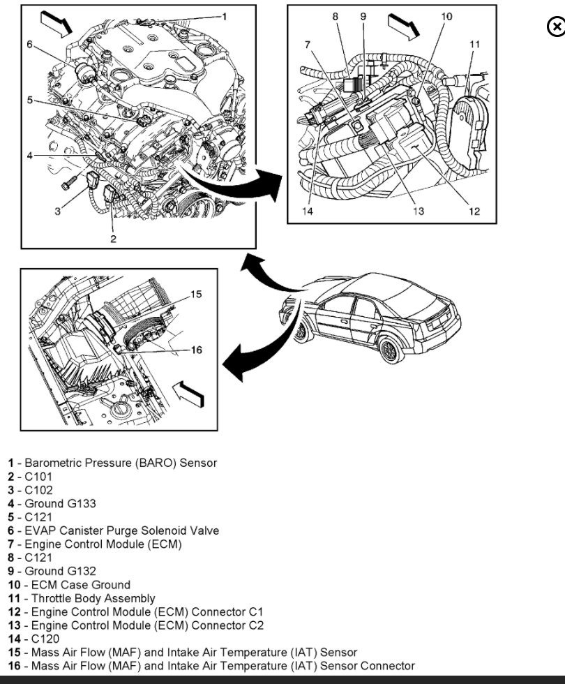 cadillac cts fuse box location mariah boat wiring diagram