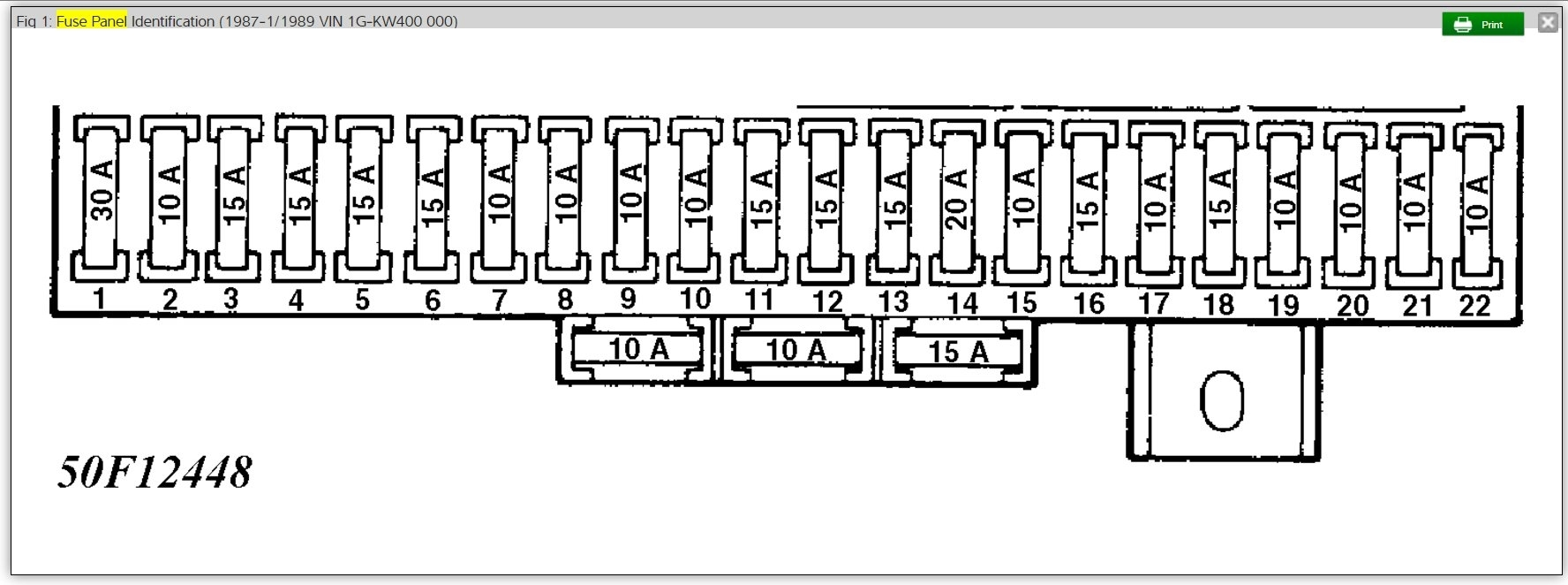 Fuse Box Diagram  Jetta2 Cli Fuse Box Diagram