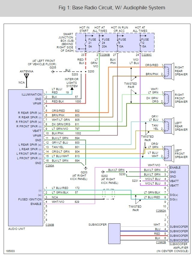 Wiring Diagram For Stereo  I U0026 39 M Installing A New Stereo In