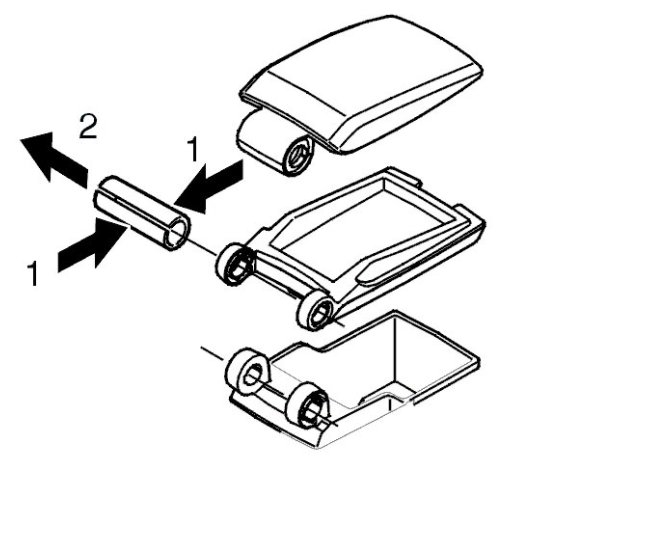 How To Dismantle The Center Console Is There A Diagram Or Set Of