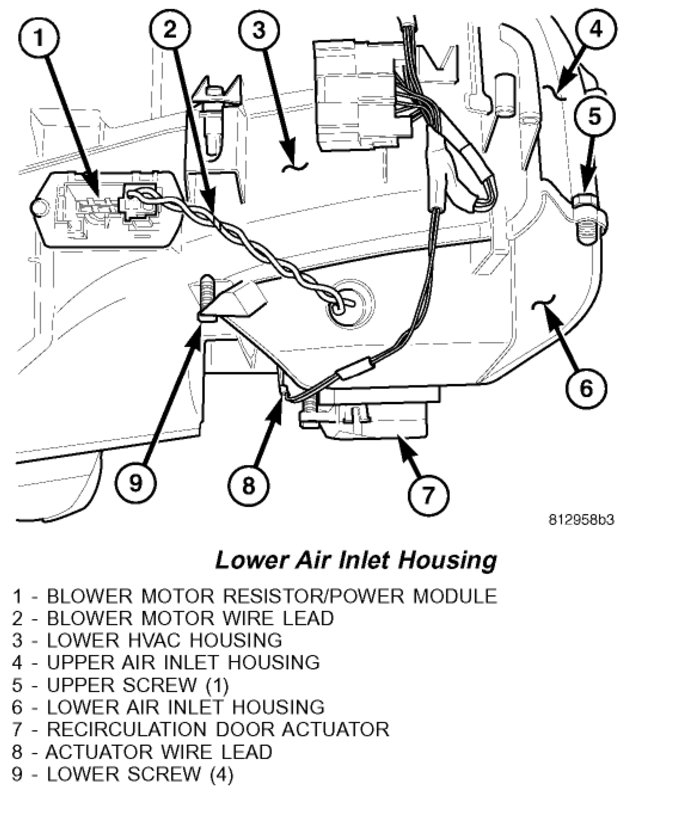 2005 Pacifica Engine Diagram