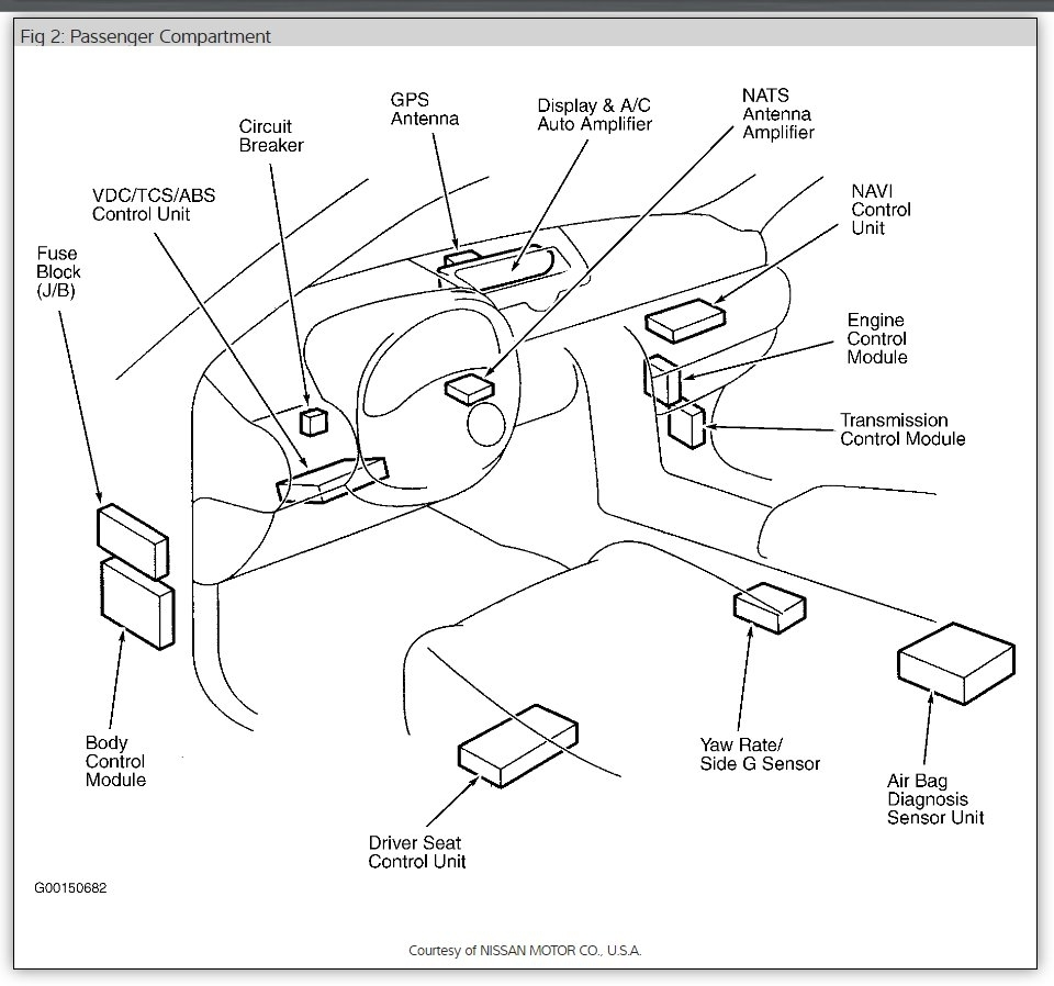 infiniti g35 2004 sedan diagrams html