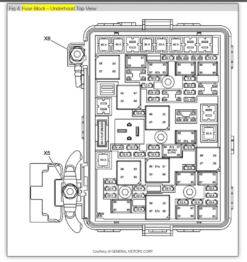 2009 chevrolet cobalt headlight diagram