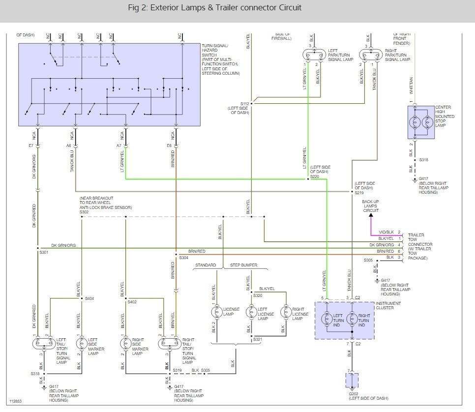 on d150 wiring diagram