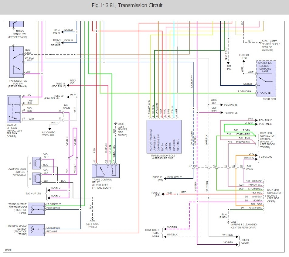 Computer Wiring Diagram: I Cannot Find a Complete Wiring ... on