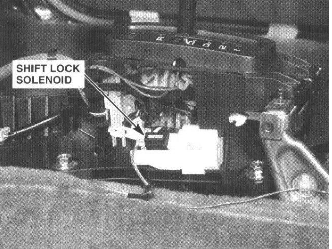 gear shift stuck transmission problem 2000 honda accord 4 cyl. Black Bedroom Furniture Sets. Home Design Ideas