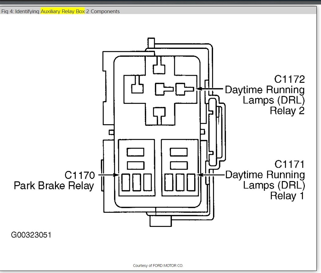 f550 tail light wiring diagram