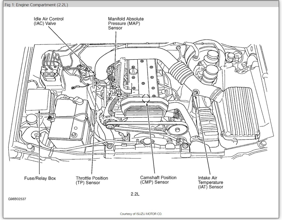 1999 Isuzu Rodeo Engine Diagram - Wiring Diagram Replace lease-activity -  lease-activity.miramontiseo.itlease-activity.miramontiseo.it