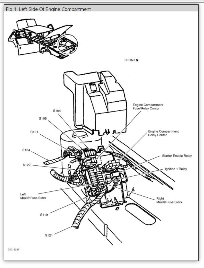 Cadillac Deville Engine Compressor Diagram