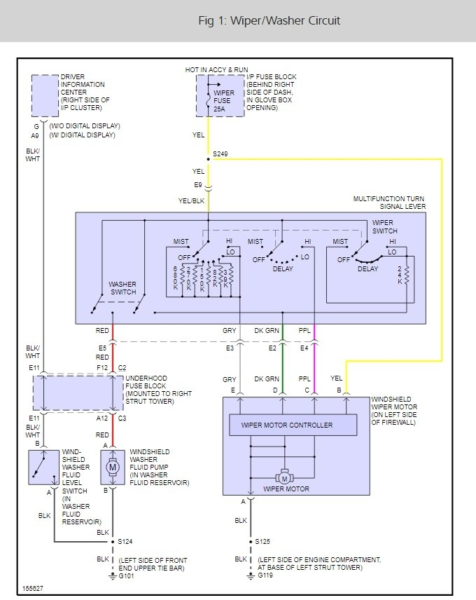 fuse box diagram: my car has 57650 miles. earlier this ... 02 grand prix fuse diagram pontiac grand prix fuse diagram