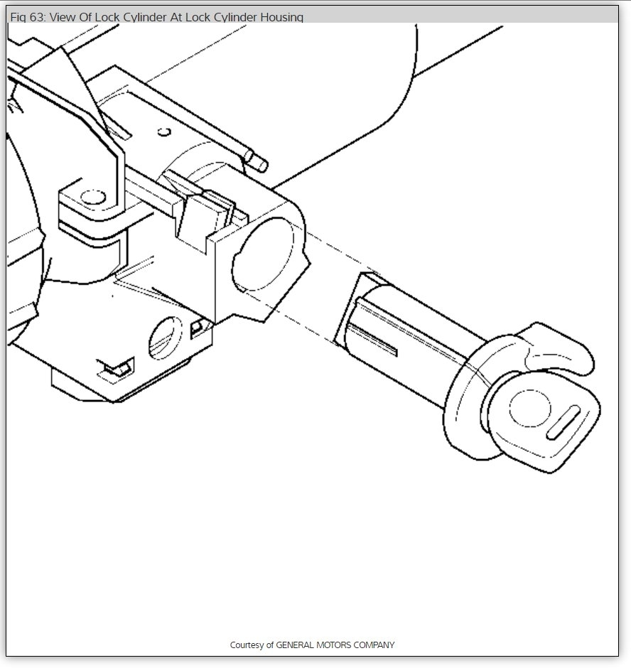Ignition Switch Gone Bad?: The Key Will Not Turn