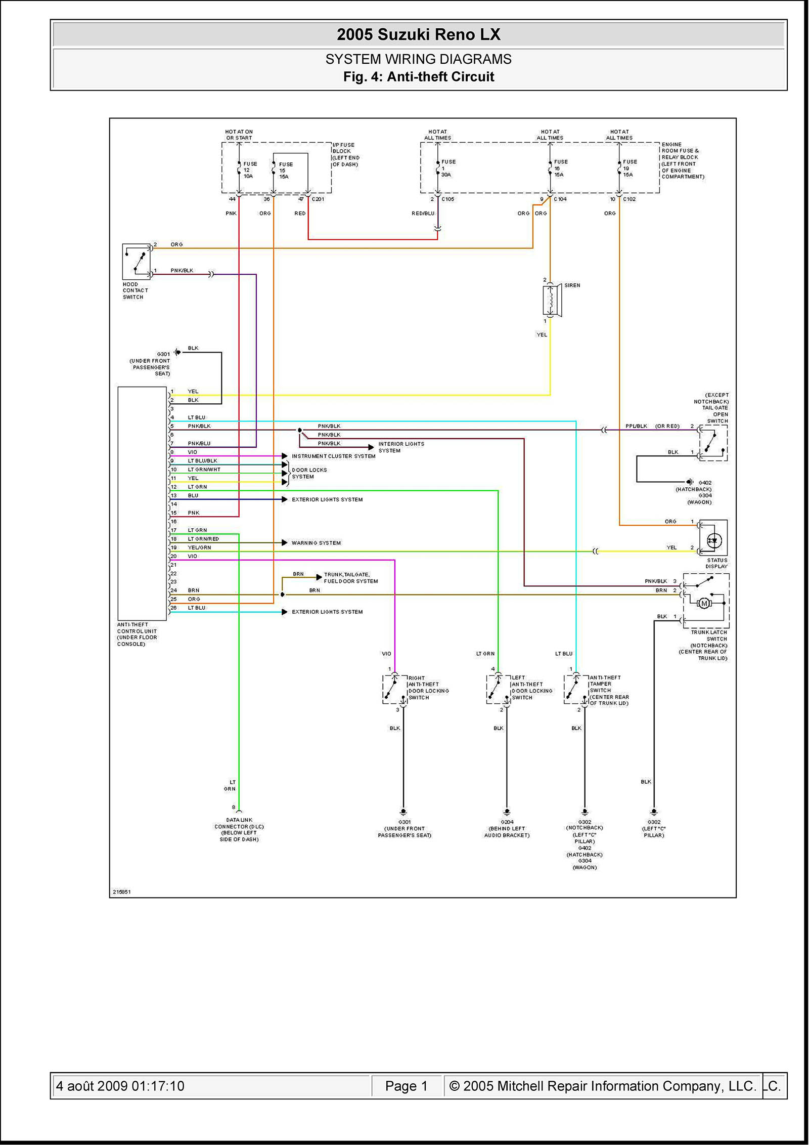 2005 chevy optra alarm electrical problem 2005 chevy optra 4 cyl 2004 Trailblazer Engine Diagram chevrolet optra 2004 wiring diagram