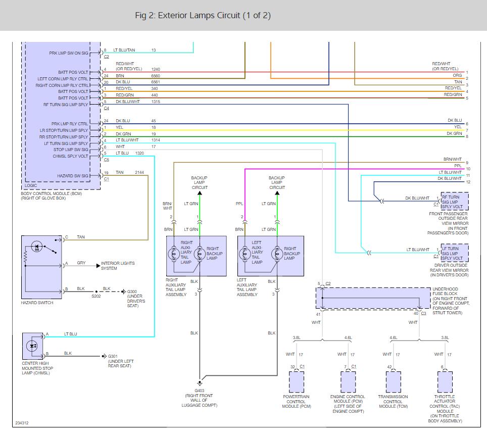 Lucerne Wiring Diagram